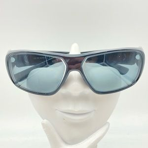 Nike Black Oval Sunglasses Frames EV0778